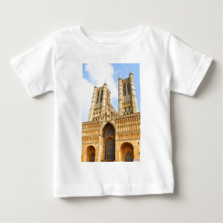 Lincoln-Kathedrale in England Baby T-shirt