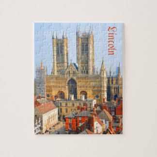 Lincoln-Kathedrale Puzzle