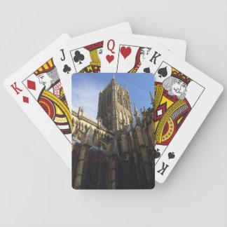 Lincoln-Kathedralen-Erbspielkarten Spielkarten