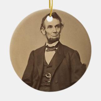 Lincoln Keramik Ornament