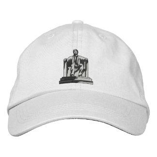 Lincoln Memorial Bestickte Caps