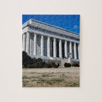Lincoln Memorial im Washington DC Puzzle