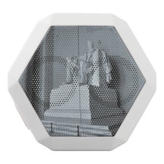Lincoln Memorial im Washington DC Weiße Bluetooth Lautsprecher