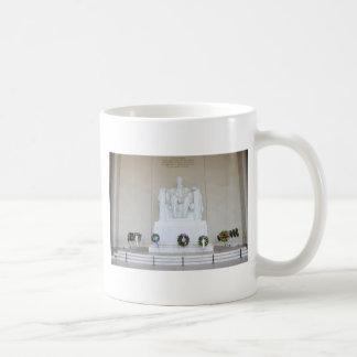 Lincoln Memorial. Kaffeetasse
