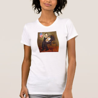 Lincoln - Pembroke-WaliserCorgi 1 T-Shirt