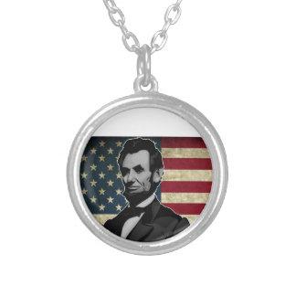 Lincoln Versilberte Kette