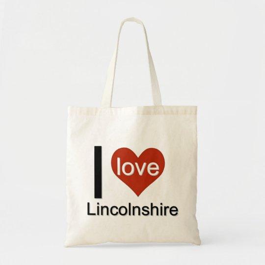 Lincolnshire Tragetasche