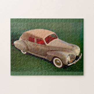 LincolnZephyr 1939 Puzzle