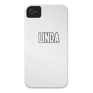 Linda iPhone 4 Cover