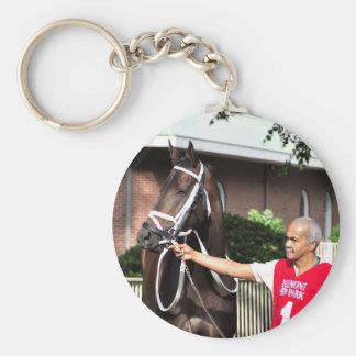 Linda Mimi durch Glückwunsch Schlüsselanhänger