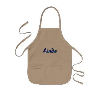 Lindas Küchenzusätze Kinderschürze