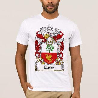 Linde-Familienwappen T-Shirt