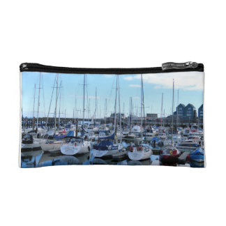 Lindisfarne Hafen