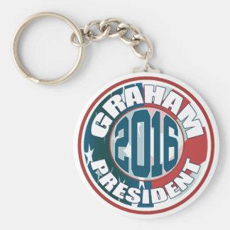 Lindsey Graham Präsident 2016 Schlüsselanhänger