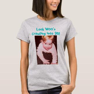Lindseys Bar-Schleichen-T-Shirt - Frauen T-Shirt