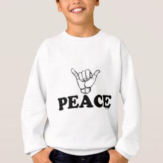 LineA Frieden Shaka Sweatshirt