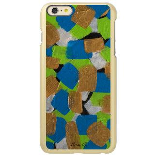 LineA grünes Gold u. Blau