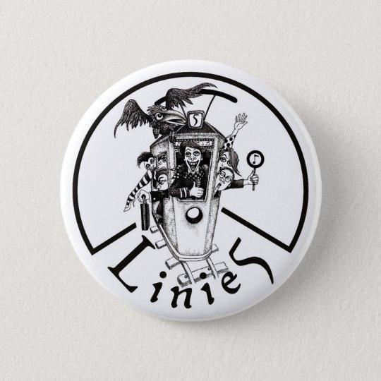 Linie5 Runder Button 5,1 Cm