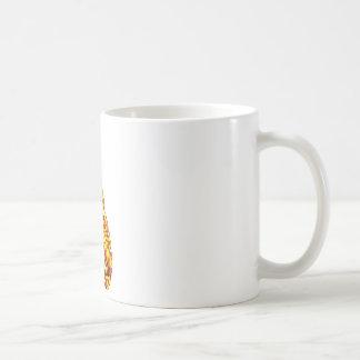 Linie thailändisch kaffeetasse
