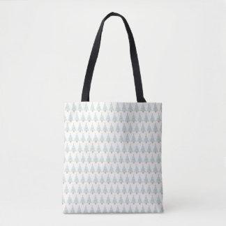 Linie Weihnachtsbaum-Taschentasche Tasche