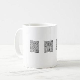 Linien Kaffeetasse