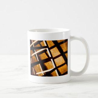 Linien können verstopfen - Systeme können brechen Kaffeetasse