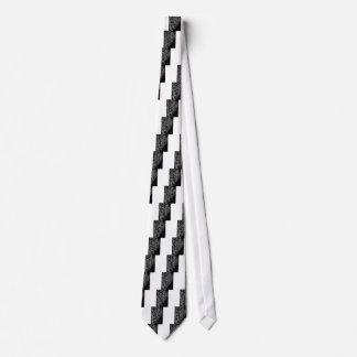 Linien Krawatte