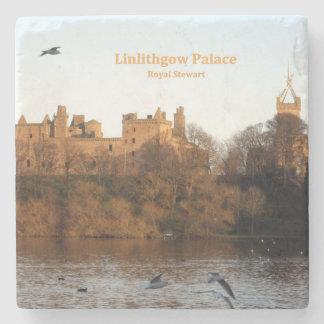 Linlithgow Palast Steinuntersetzer