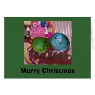 linnies2_sm, frohe Weihnachten Karte