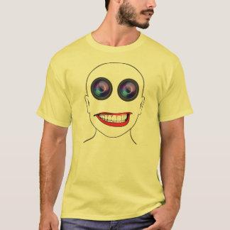 Linse-Augen T-Shirt