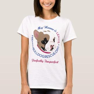Linse, tadellos unvollständig T-Shirt
