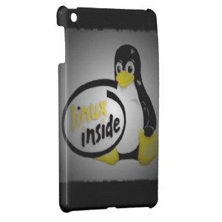 LINUX INNERHALB Tuxs das Linux-Pinguin-Logo iPad Mini Hülle