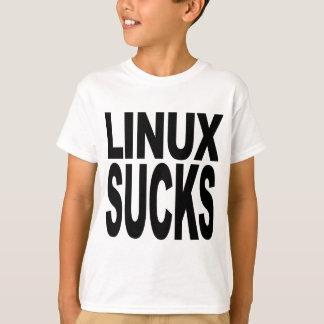Linux ist zum Kotzen T-Shirt