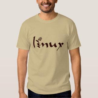Linux-leistungsfähiger Entwurfs-T - Shirt