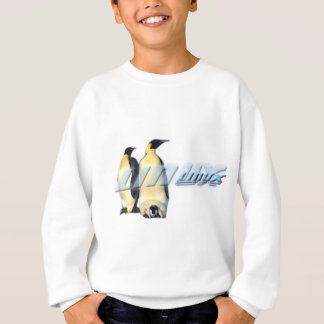 Linux-Pinguine Sweatshirt