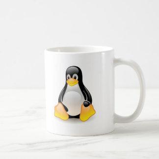 Linux-PinguinTux Kaffeetasse