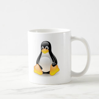 Linux-PinguinTux Kaffeehaferl