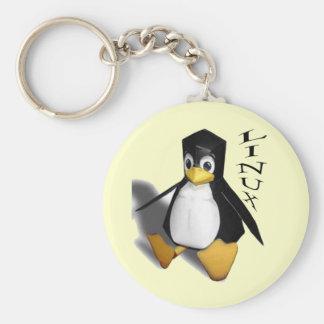 Linux Schlüsselanhänger
