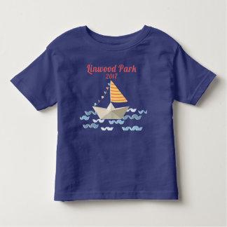 Linwood Park-Kleinkind-T - Shirt 2017