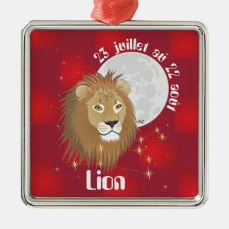 Lion 23 juillet au 22 août Ornament