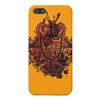 LION_HEART iPhone 5 COVER
