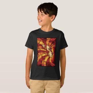 Lion of Judah - Colour Lion Rasta - Reggae Shirt