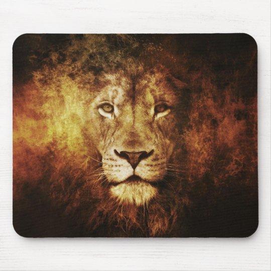 Lion of Judah - Haile Selassie Rastafari Mouse Pad Mousepad