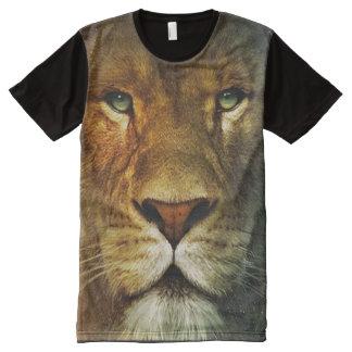 Lion of Judah - Lion - Rastafari - Reggae Shirt