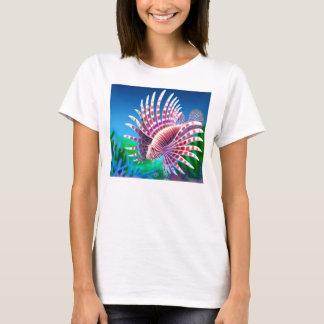 Lionfish-Damen-Baby - Puppe Shirt