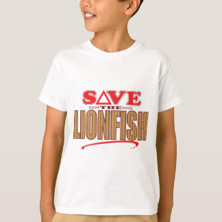 Lionfish retten T-Shirt
