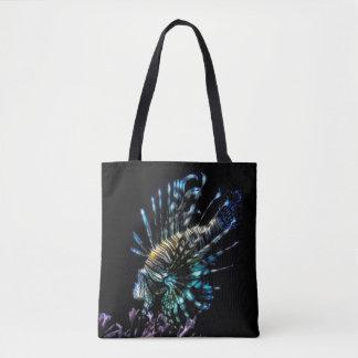 Lionfish-Schwimmen Tasche