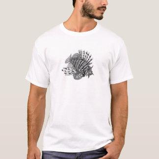 Lionfish-T-Stück T-Shirt