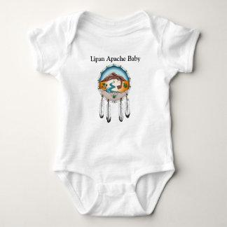 Lipan Apache Baby-Jersey-Bodysuit Baby Strampler
