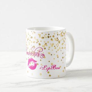Lippenchef-Kaffee-Tasse Kaffeetasse